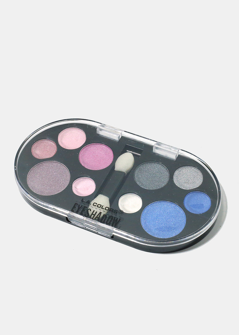 L.A. Colors - 10 Color Eyeshadow Brights