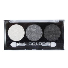 L.A. Colors 3 Color SmokeyEye Eyeshadow - Lily