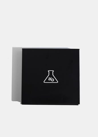 a2o Lab Empty Magnetic Palette - Small Black