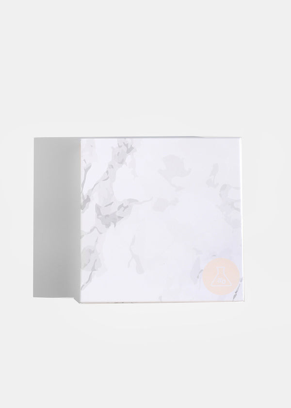 a2o Lab Empty Magnetic Palette - Small Marble