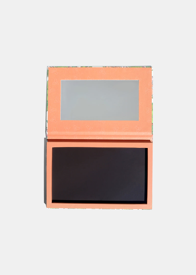 a2o Lab Empty Magnetic Palette - Large Flamingo