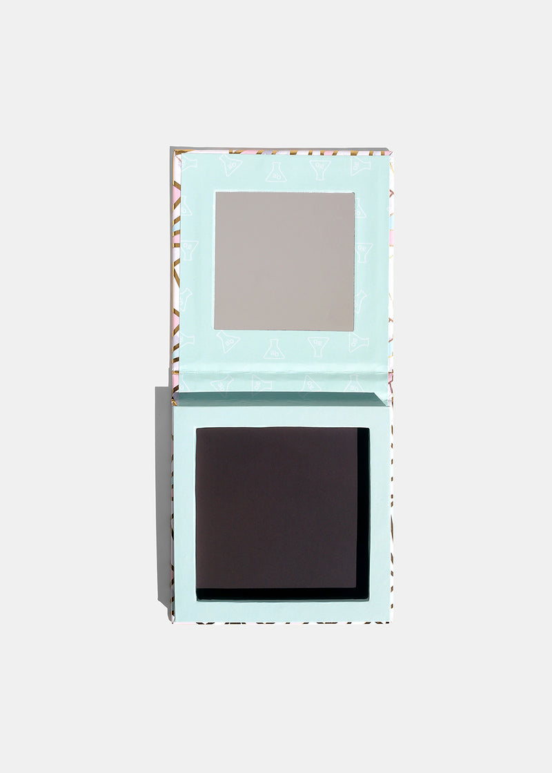 a2o Lab Empty Magnetic Palette - Small Geo Marble