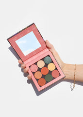a2o Wild FLWR Eyeshadow Kit