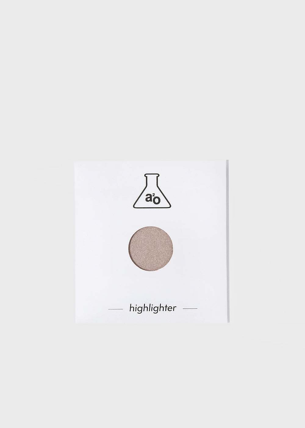 a2o Lab Single Highlighter - Pearls
