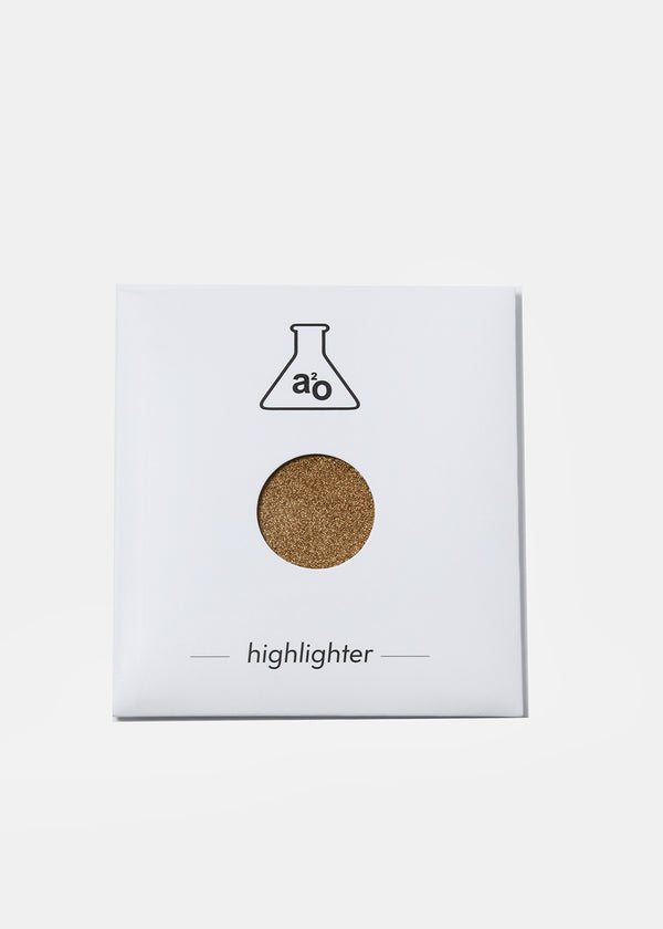 a2o Lab Single Highlighter - Lunar
