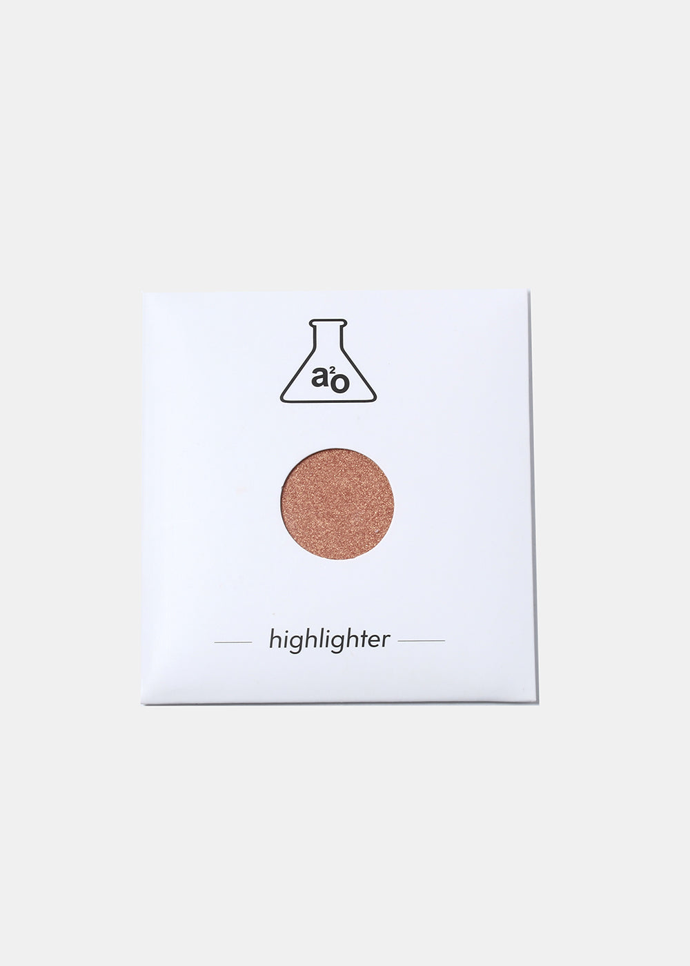 a2o Lab Single Highlighter - First Kiss
