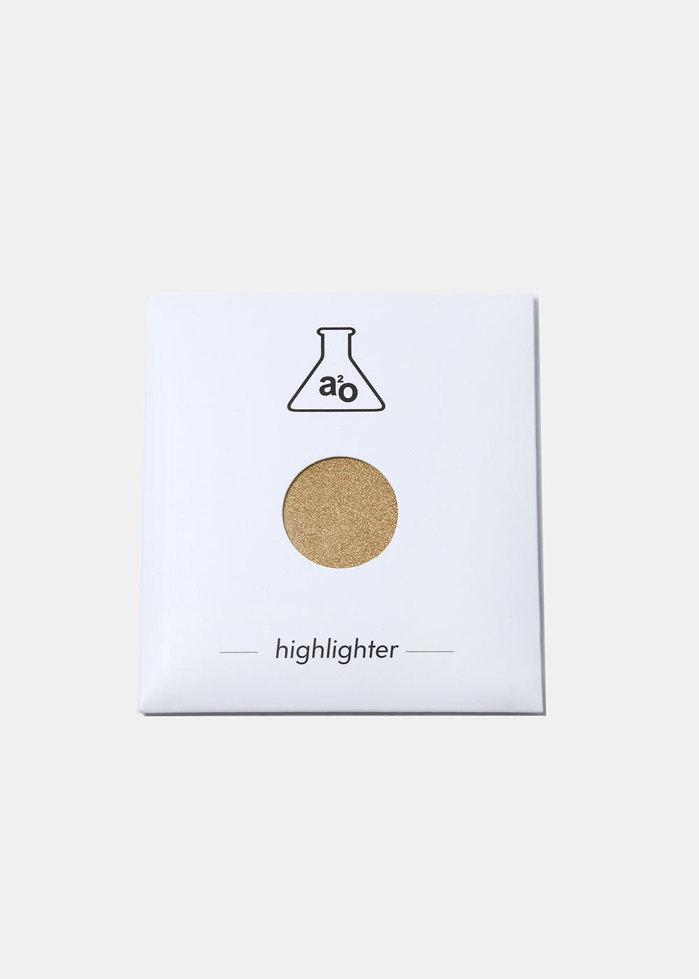 a2o Lab Single Highlighter - Glisten