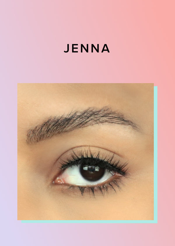Paw Paw: 3D Faux Mink Lashes - Jenna