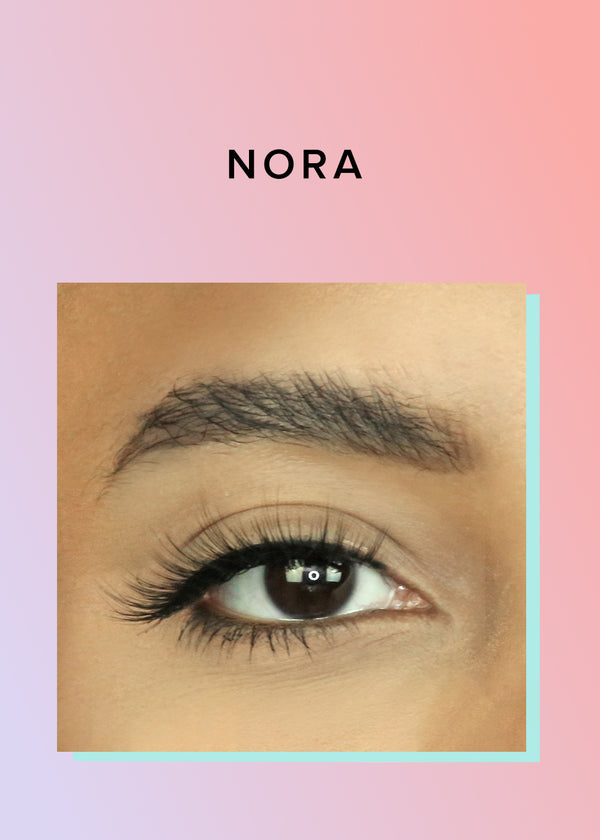 Paw Paw: 3D Faux Mink Lashes - Nora