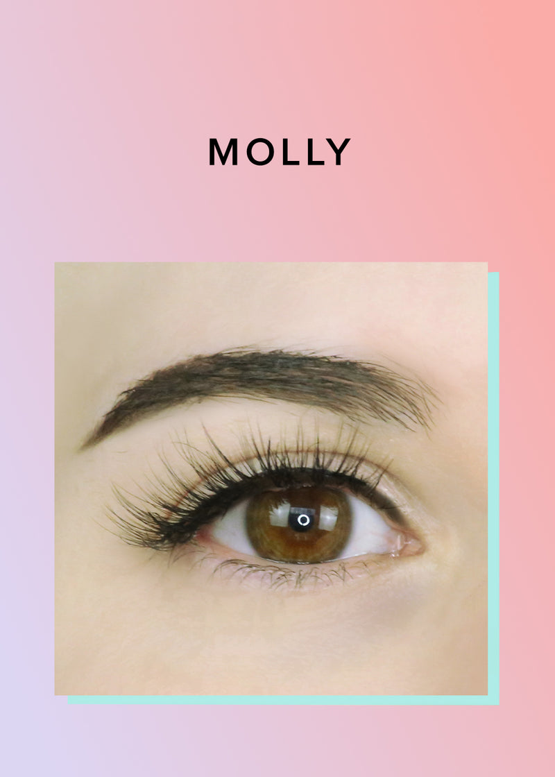 Paw Paw: 3D Faux Mink Lashes - Molly