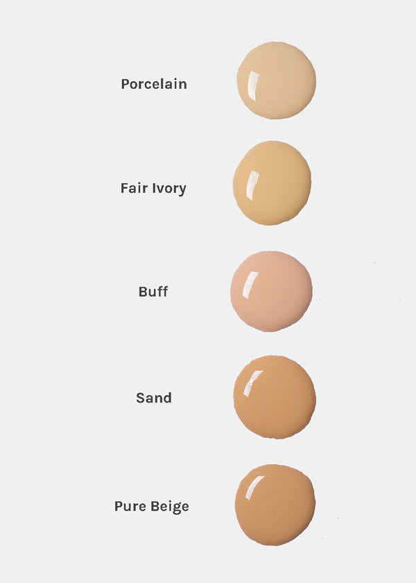 A+: AOA Drop Liquid Foundation - Light Tones