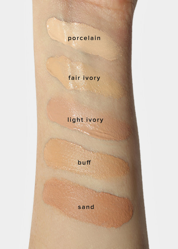 Paw Paw: Liquid Concealer Light Tones