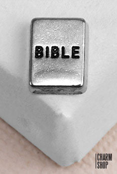 Bible Locket Charm