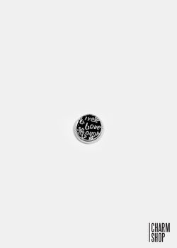 Live, Love, & Laugh Locket Charm
