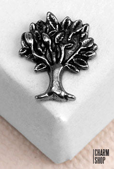 Tree of Life Locket Charm