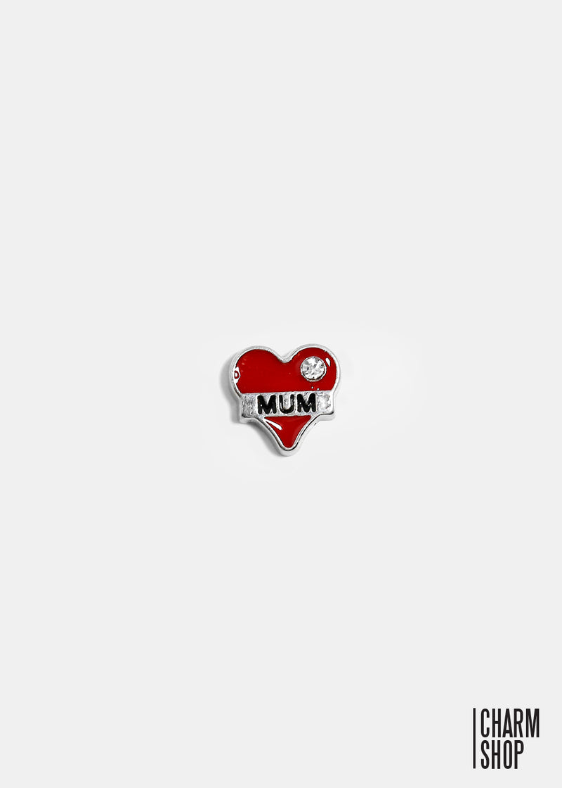 Mum  Locket Charm