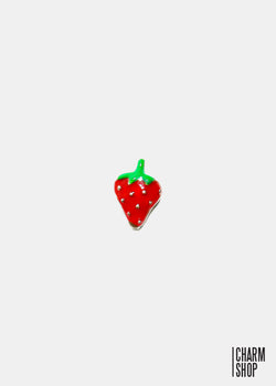 Strawberry Locket Charm