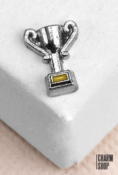 Trophy Locket Charm