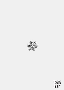 Snow Flake Locket Charm