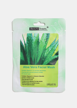 Aloe Vera Facial Sheet Mask