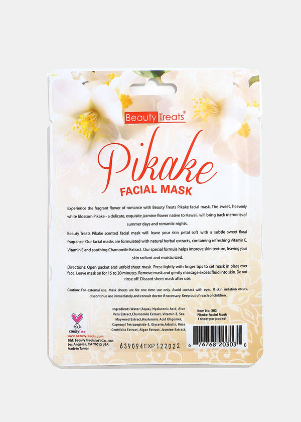 Pikake Facial Sheet Mask