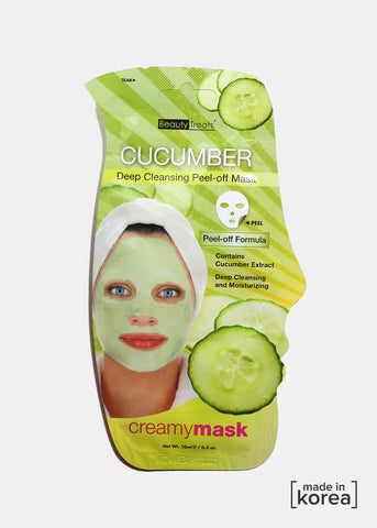 Cucumber Gel Peel-Off Face Mask