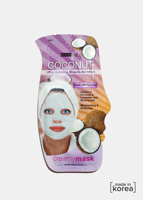 Coconut Creamy Face Mask