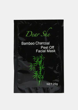 Bamboo Charcoal Peel Off Mask