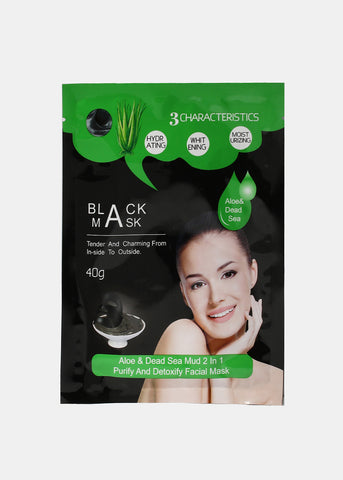 Aloe & Dead Sea Mud Sheet Mask