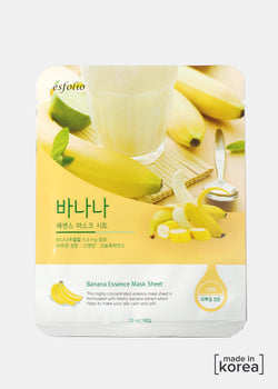 ESFOLIO Essence Mask Sheet - Banana