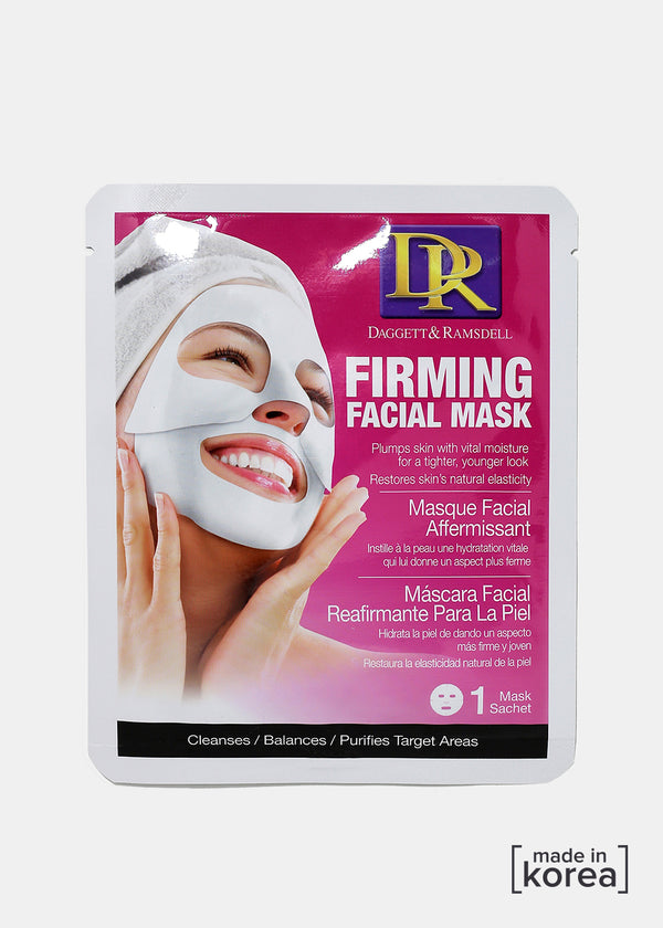 D&R Facial Sheet Mask- Firming