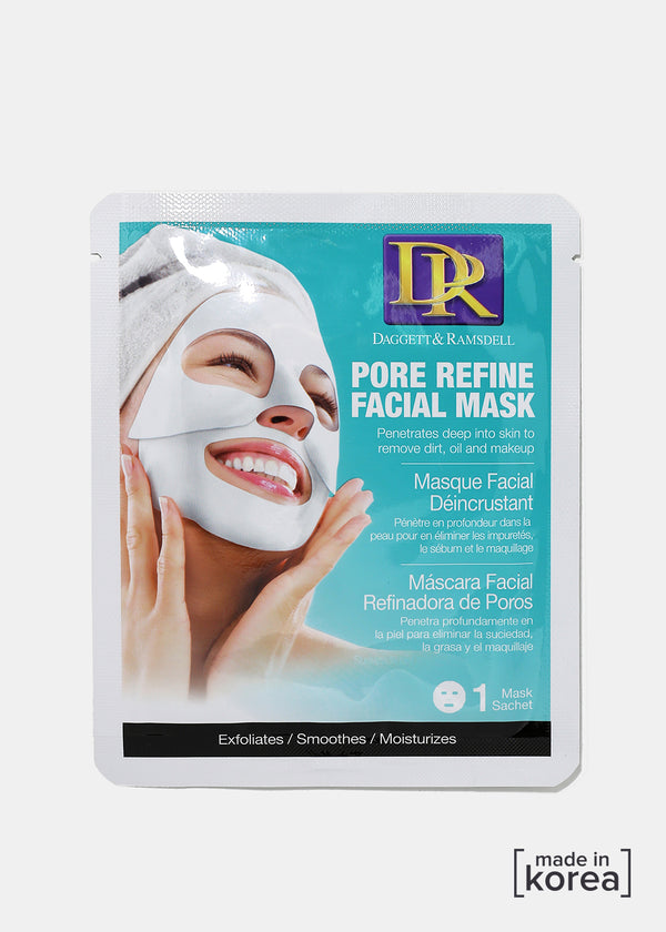 D&R Facial Sheet Mask- Pore Refine