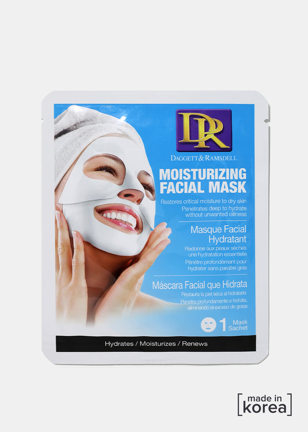 D&R Facial Sheet Mask- Moisturizing