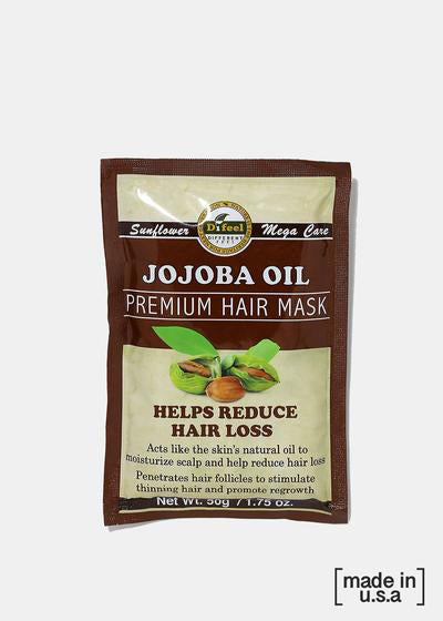 Diffeel Premium Hair Mask- Jojoba Oil