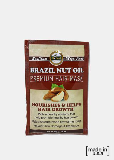 Diffeel Premium Hair Mask- Brazil Nut