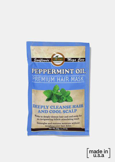 Diffeel Premium Hair Mask- Peppermint Oil