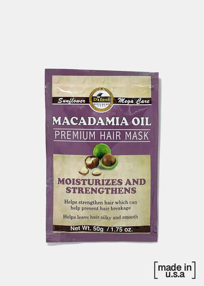 Diffeel Premium Hair Mask- Macadamia Oil