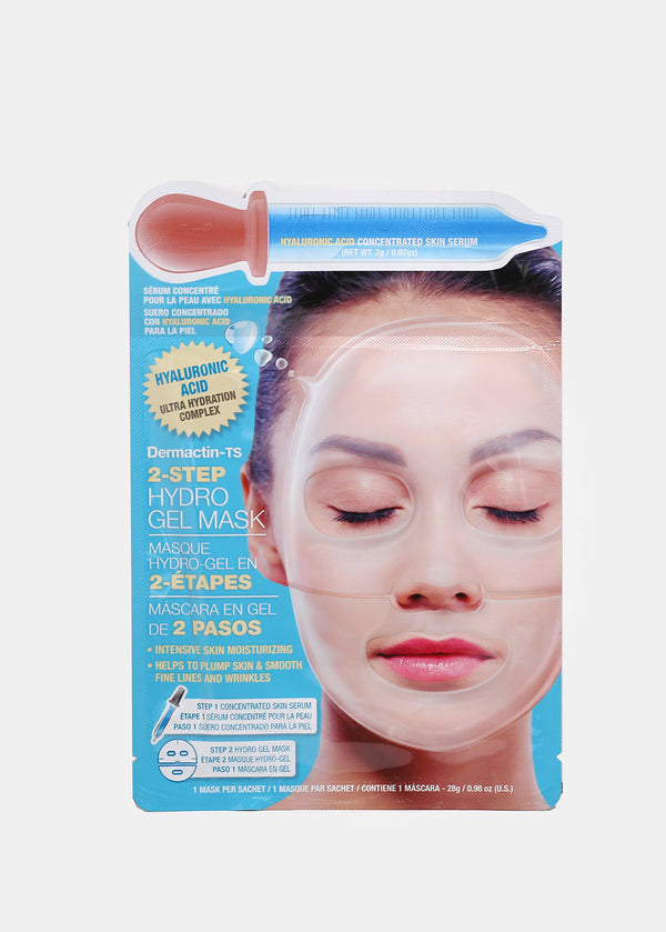 Hyaluronic Acid- 2 Step Hydro Gel Sheet Mask