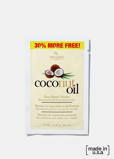 Coconut Oil Deep Repair Hair Mask