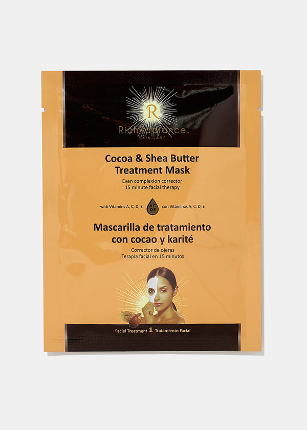 Rich Radiance Cocoa & Shea Butter Treatment Mask