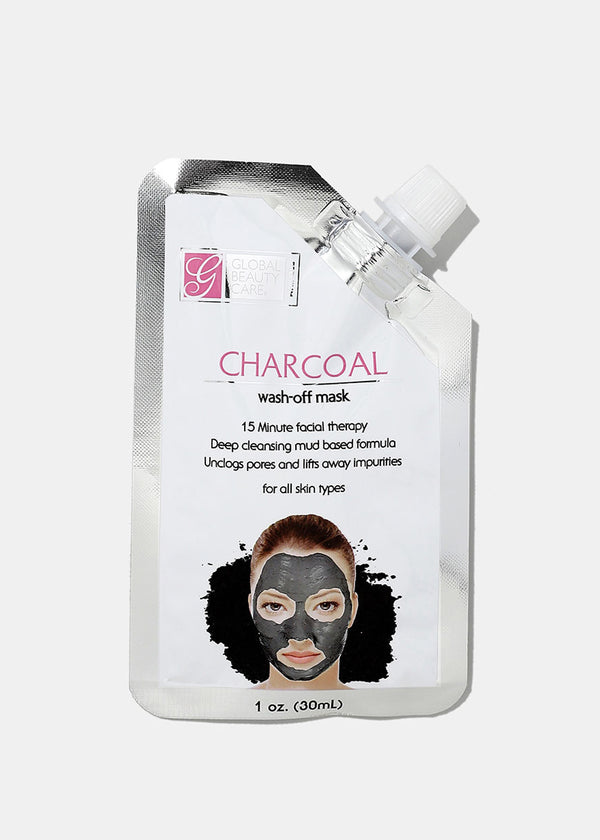 GBC Charcoal Wash-Off Mask