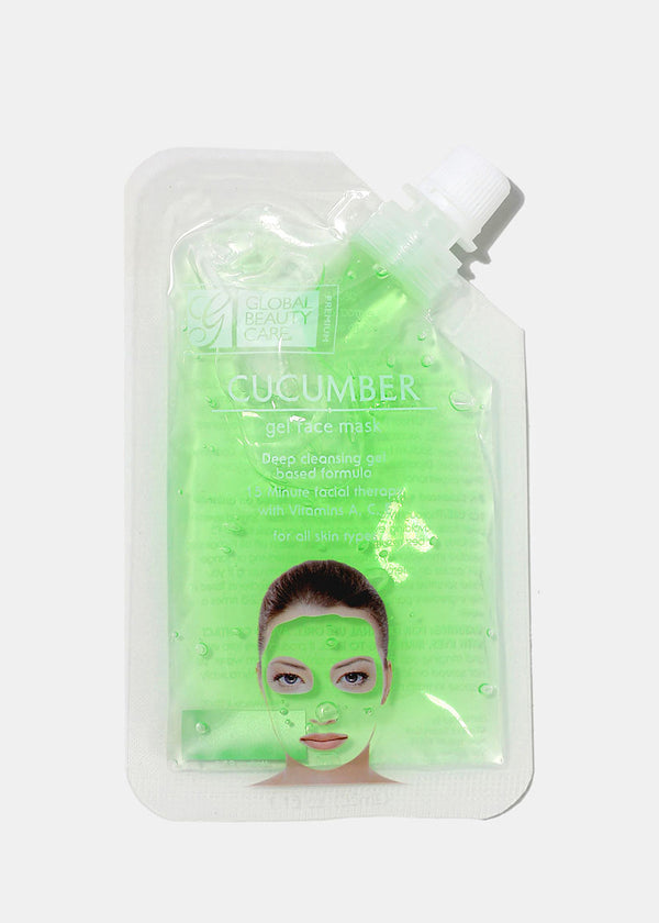 GBC Cucumber Gel Face Mask