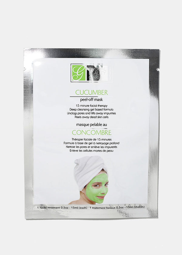 GBC Cucumber Peel-Off Mask