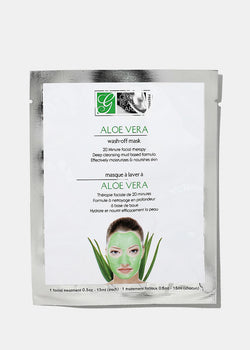 GBC Aloe Vera Wash-Off Mask
