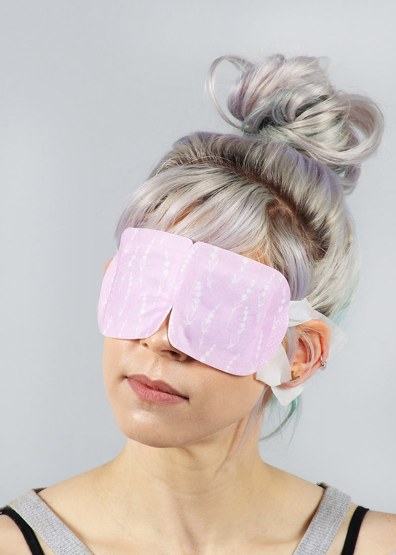 Relaxing Warm Eye Mask- Lavender