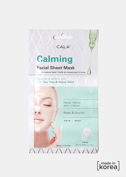 Cala Calming Sheet Mask