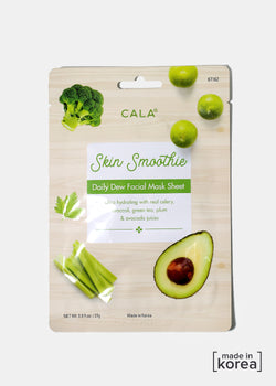 Cala Skin Smoothie Dewy Sheet Mask