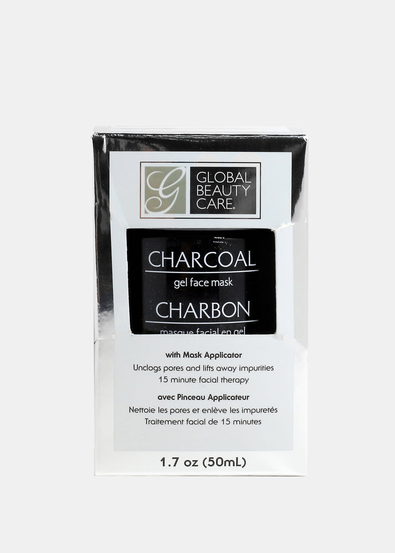 Charcoal Gel Face Mask