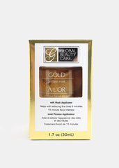 Gold Gel Face Mask