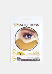 Gold Hydrogel Under Eye Pads